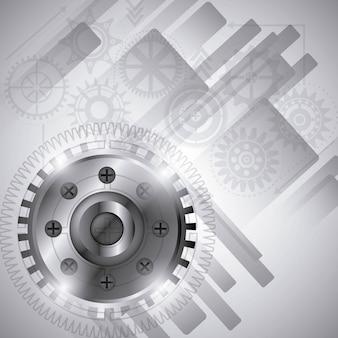 Design della ruota dentata