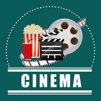 Design delle icone del cinema