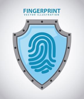 Design delle impronte digitali