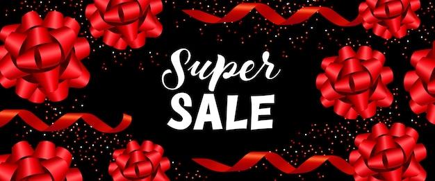 Design di banner in vendita super
