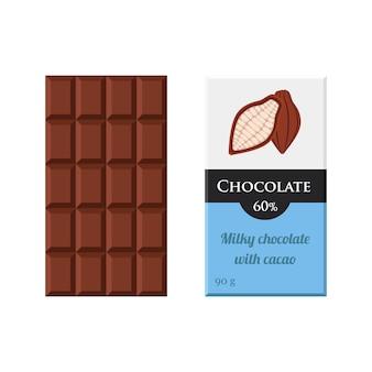 Design di cioccolato