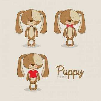 Design di cuccioli