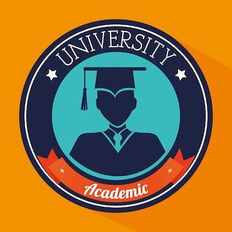Design di educazione accademica.