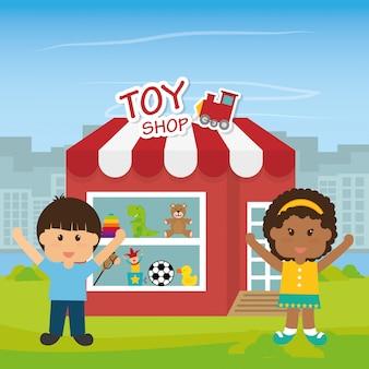 Design di giocattoli