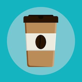 Design di icone di bevande