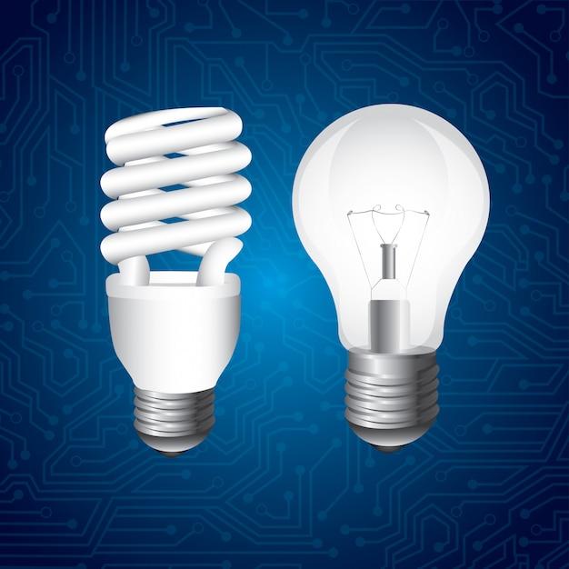 Design di lampadine