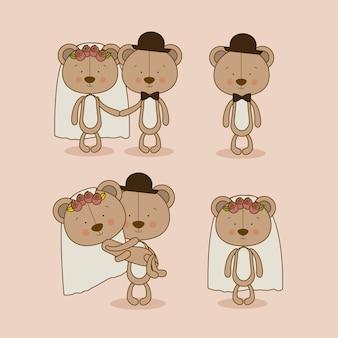 Design di orsi