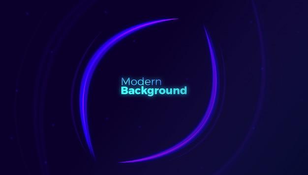 Design di sfondo astratto motion graphics