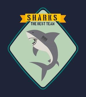 Design di squali