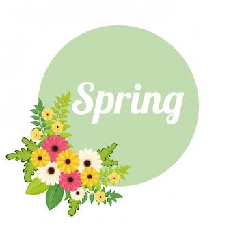 Design di stagione primavera