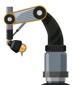 Design digitale robot.