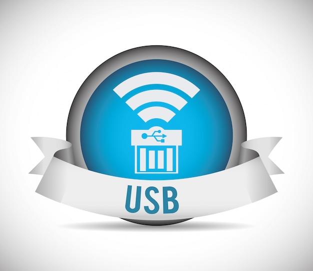 Design digitale usb
