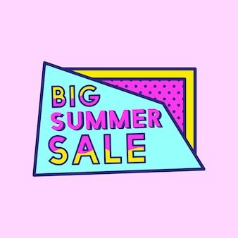 Design distintivo rosa shopping vendita
