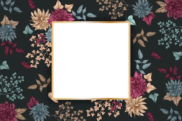 Design distintivo vuoto per lo sfondo