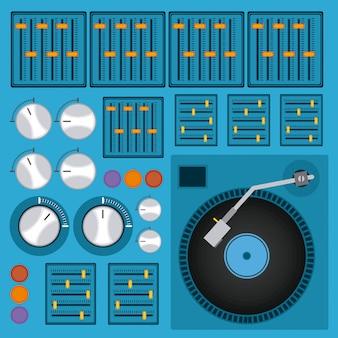 Design dj