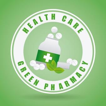 Design farmacia verde