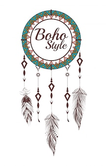Design in stile boho