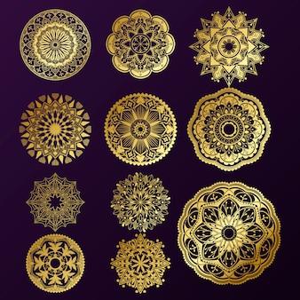 Design indiano mandala