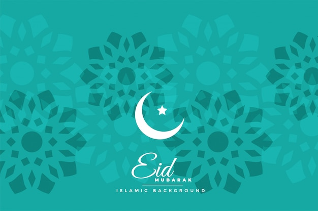 Design islamico festival eid