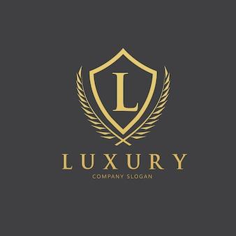 Design logo di lusso