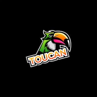 Design logo toucan