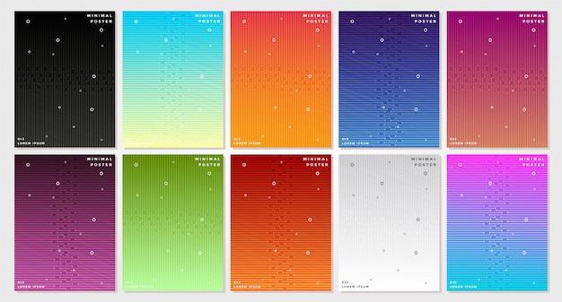 Design minimale e moderno