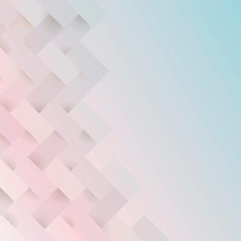 Design moderno sfondo colorato 3d