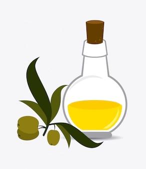 Design olio d'oliva