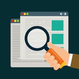 Design per l'ottimizzazione dei motori di ricerca