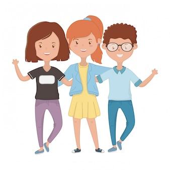 Design per ragazze e ragazzi