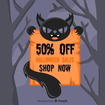 Design piatto halloween vendita sfondo