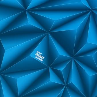 Design poligonale. disegno di sfondo