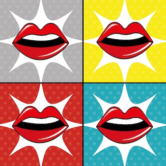 Design pop art