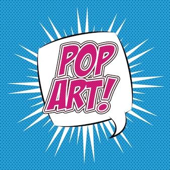 Design pop art