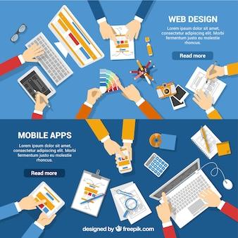 Design team di lavoro