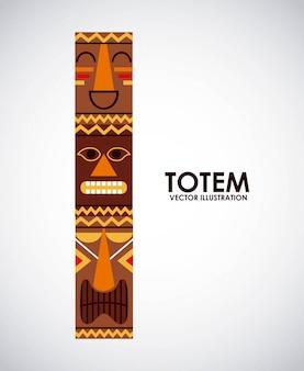 Design totem