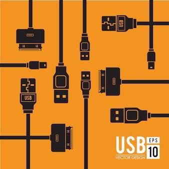 Design usb