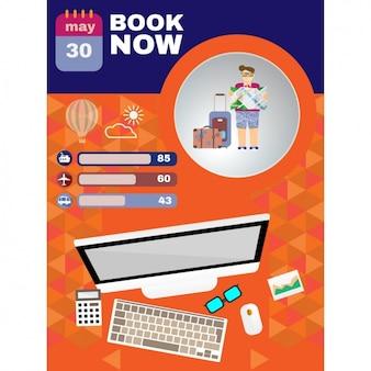 Design vacanze brochure