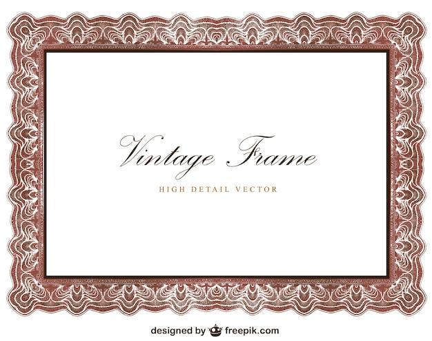 Design vintage telaio
