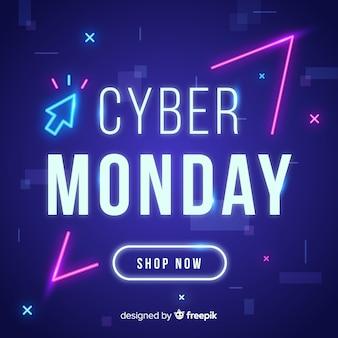 Desin piatto del cyber lunedì
