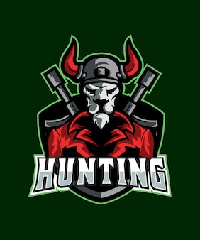 Devil hunter esports logo