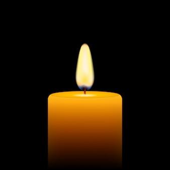 Di candela gialla