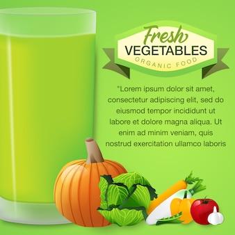Di succo di verdure