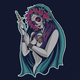 Dia de los muerto 1