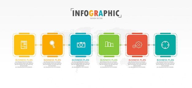 Diagrammi commerciali ed educativi