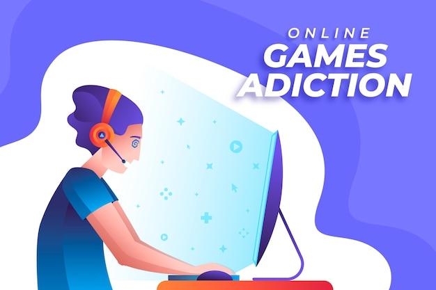 Dipendenza da giochi online