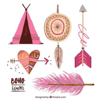 Dipinti a mano accessori indiani
