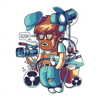 Direttore del cinema