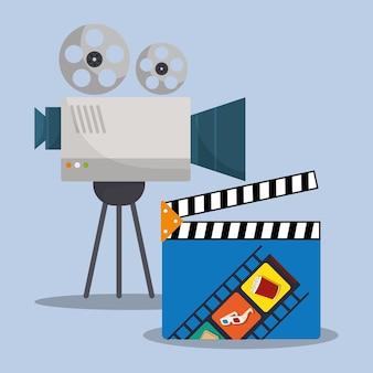 Direttore di cineprese film camera cinema