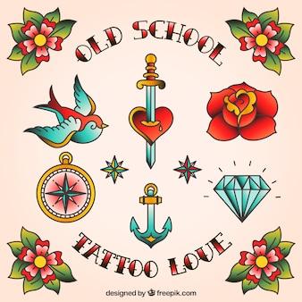 Disegni del tatuaggio